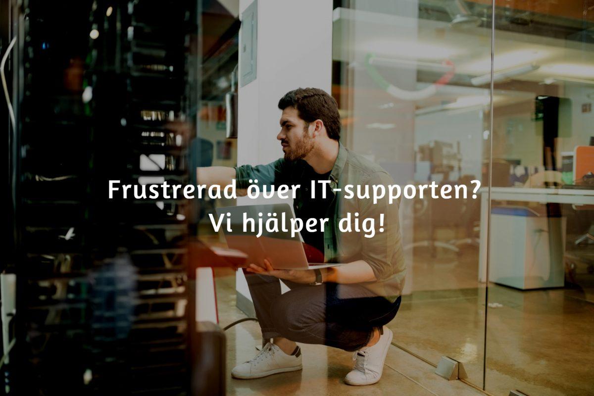 Supporttekniker